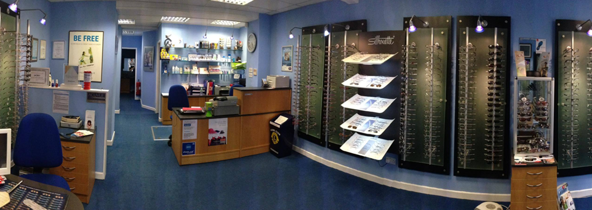 Image of David Gould Opticians, opticians in Rossendale and Haslingden